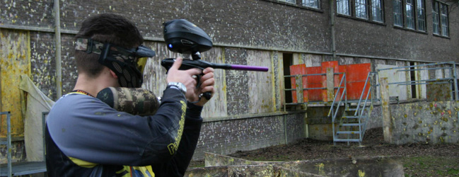 Paintball Arnhem
